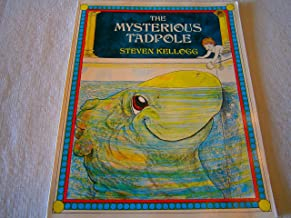 By Steven Kellogg - The Mysterious Tadpole (1979-01-16) [Paperback]