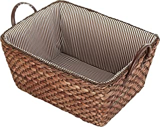 Best striped wicker basket Reviews
