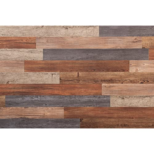 Wood Planks For Walls Amazon Com