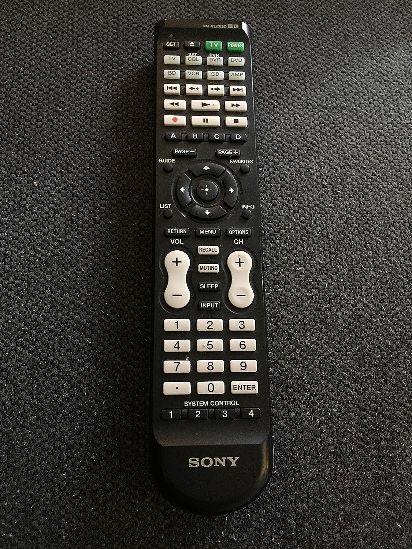 Sony Max 57% OFF RMVLZ620 Universal 2021new shipping free Remote Control Black