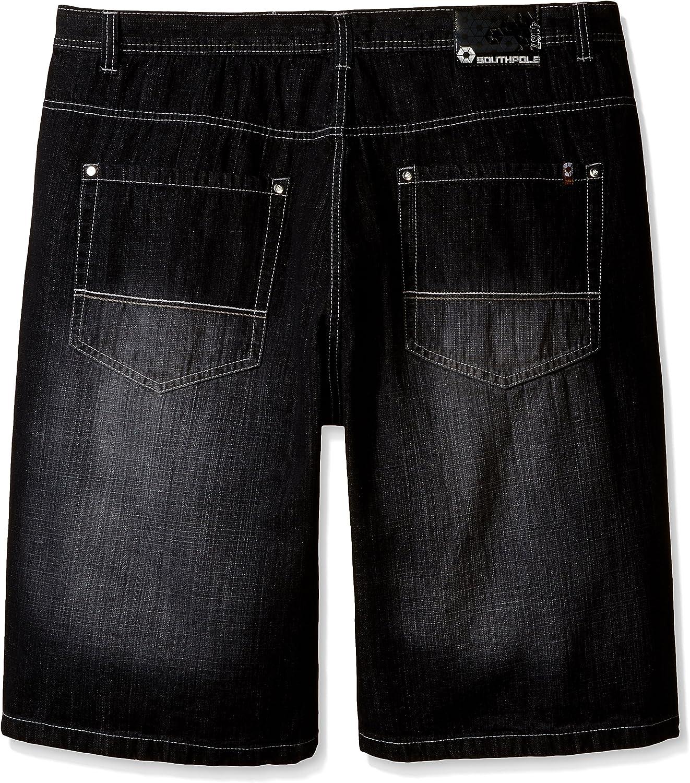 Ym//Bt Southpole Mens Regular Fit Shorts