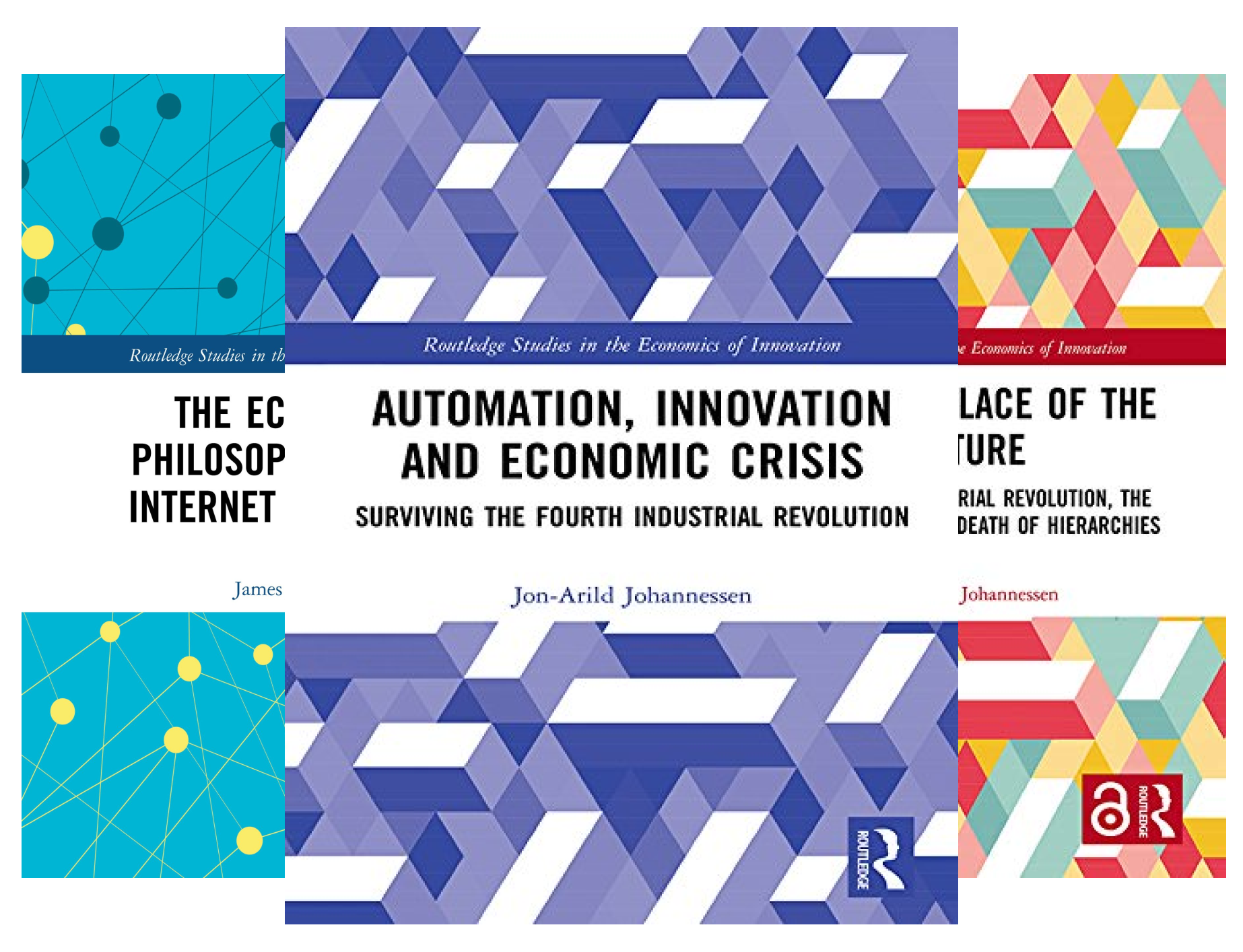 Routledge Studies in the Economics of Innovation (8 Book Series)