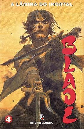 Blade - A Lâmina do Imortal - Volume 4