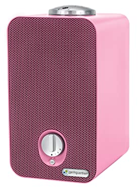 Germ Guardian HEPA Filter Air Purifier for Home, UV Light Sanitizer Eliminates Germs, Mold, Odors,Kids Rooms,Night Light Projector, Filters Allergies, Pollen, Smoke, Dust, Pet Dander, 4-in-1 AC4150PCA
