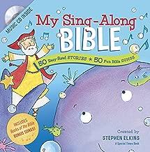 My Sing-Along Bible: 50 Easy-Read Stories + 50 Fun Bible Songs (Wonder Kids)