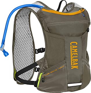 CamelBak Chase Bike Hydration Vest - Faster Water Flow Rate - Front Harness Pockets - 3D Vent Mesh - Dual Adjustable Sternum Straps - 50 Ounce