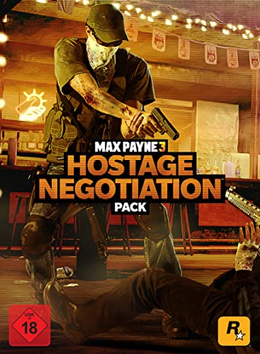 Max Payne 3: Hostage Negotiation Pack [PC Code - Steam]
