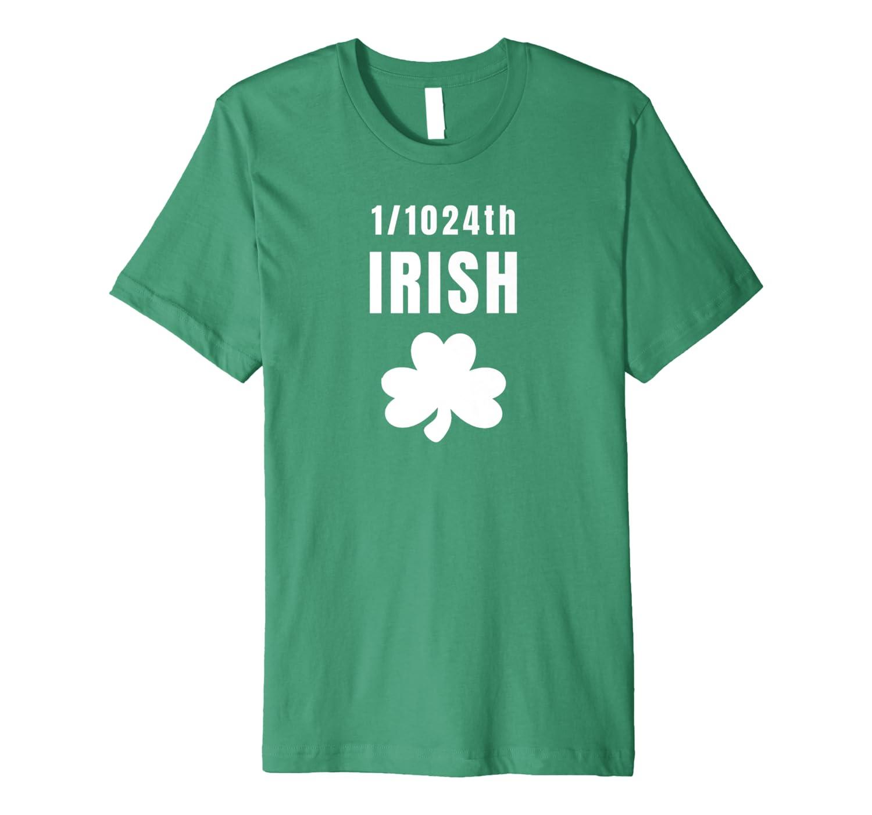 Funny Saint Patricks Day 1 1024th Irish Dna T Shirt