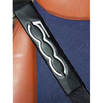 TDPQR 2 St/üCk Gurtpolster Auto,Stickerei Automarken-Logo Sicherheitsgurt Schulterpolster f/ür MG EZS GS Hevtor MG3 MG5 MG6 Zero Auto-Styling Innere Zubeh/ör