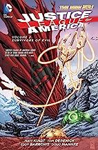 Justice League of America (2013-2015) Vol. 2: Survivors of Evil (Justice League (DC Comics))