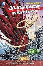 Justice League of America Vol. 2: Survivors of Evil (The New 52) (Justice League (DC Comics))