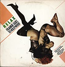 """Frankie Goes to Hollywood - Relax 12"""" Single 45 RPM 3 Versions"""