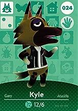 Animal Crossing Nintendo Amiibo Card # 24 Kyle (024)