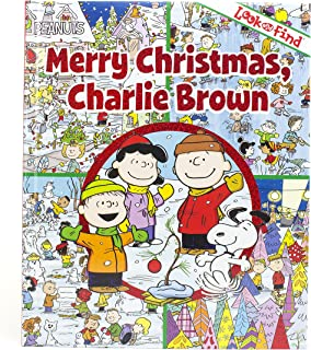 Peanuts - Merry Christmas, Charlie Brown Look and Find - PI Kids (Look & Find)