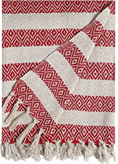 Best cotton throws for beds Reviews