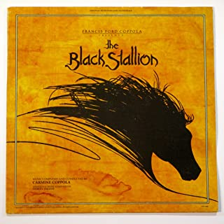 Francis Ford Coppola Presents The Black Stallion Original Soundtrack