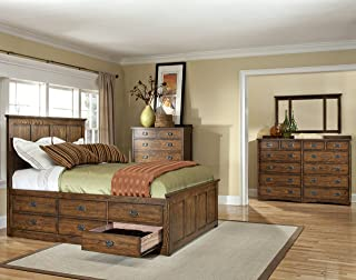 Best oak park king storage bed Reviews