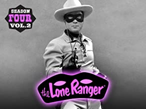 The Lone Ranger: Season 4 Volume 2