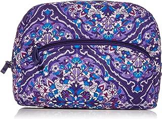 Vera Bradley Women's Signature Cotton Cosmetic Makeup Organizer Bag