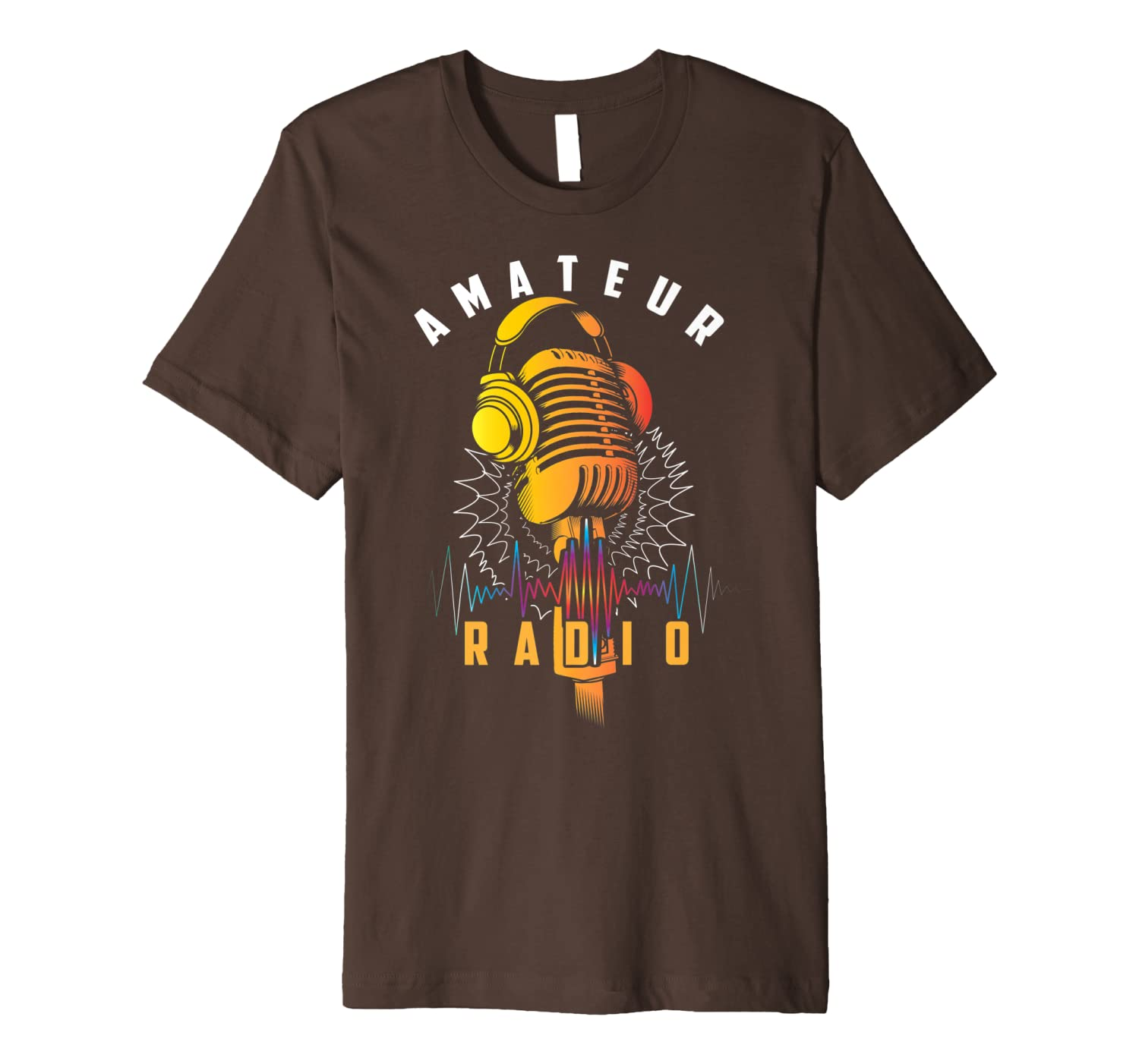 Amateur Radio Shirt | Cool Ham Radio Operator Tee Gift-TH