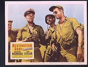 MOVIE POSTER: Destination Gobi Lobby Card #8-1953-Don Taylor