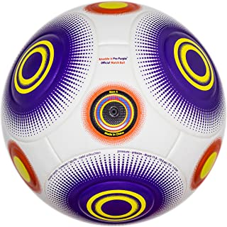 Millenti Knuckle-It Pro Traditional Soccer Ball