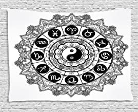 yin and yang theme