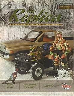 The Replica, Ertl & Racing Champion Collectibles, May June 2001 (No. 110)