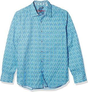 Men's Jungle Bird L/S Woven Shirt
