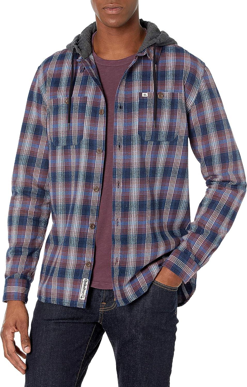 Quiksilver Brand Cheap Sale Cheap SALE Start Venue Men's Old Loggers Flannel