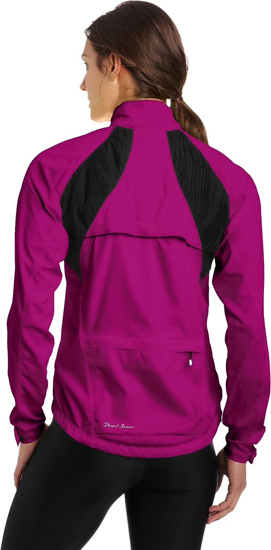 PEARL IZUMI Womens Elite Barrier Jacket,Pink Punch,Medium
