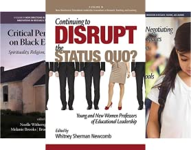 New Directions in Educational Leadership: Innovations in Scholarship, Teaching, and Service (5 Book Series)