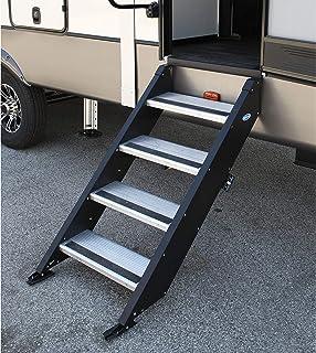 """MOR/ryde International Inc. STP-4-30-03H Fold Up Step 4 Step 30"""" Door"""