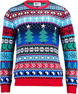 British Christmas Jumpers - The Multicultural Christmas Jumper (Unisex)