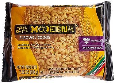 La Moderna Elbow Pasta, 7 oz