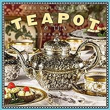 The Collectible Teapot & Tea 2020 Calendar