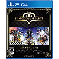 Kingdom Hearts: The Story So Far PS4
