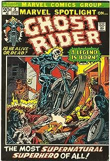Marvel Spotlight #5 (Ghost Rider)