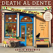 Death al Dente: Food Lovers' Village Mystery Series, Book 1