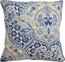 WAVERLY Moonlit Shadows Decorative Pillow, 20x20, Lapis