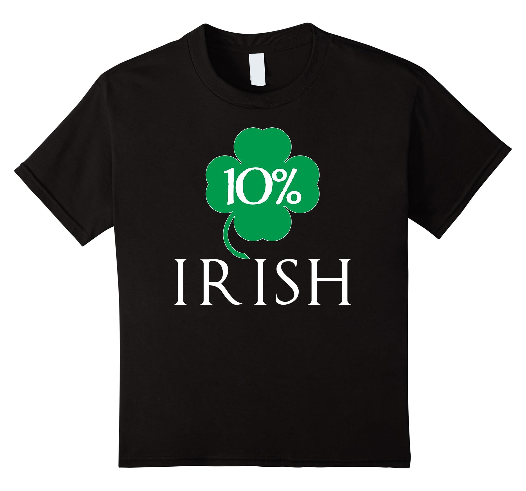 10 Irish St Patrick Shirt