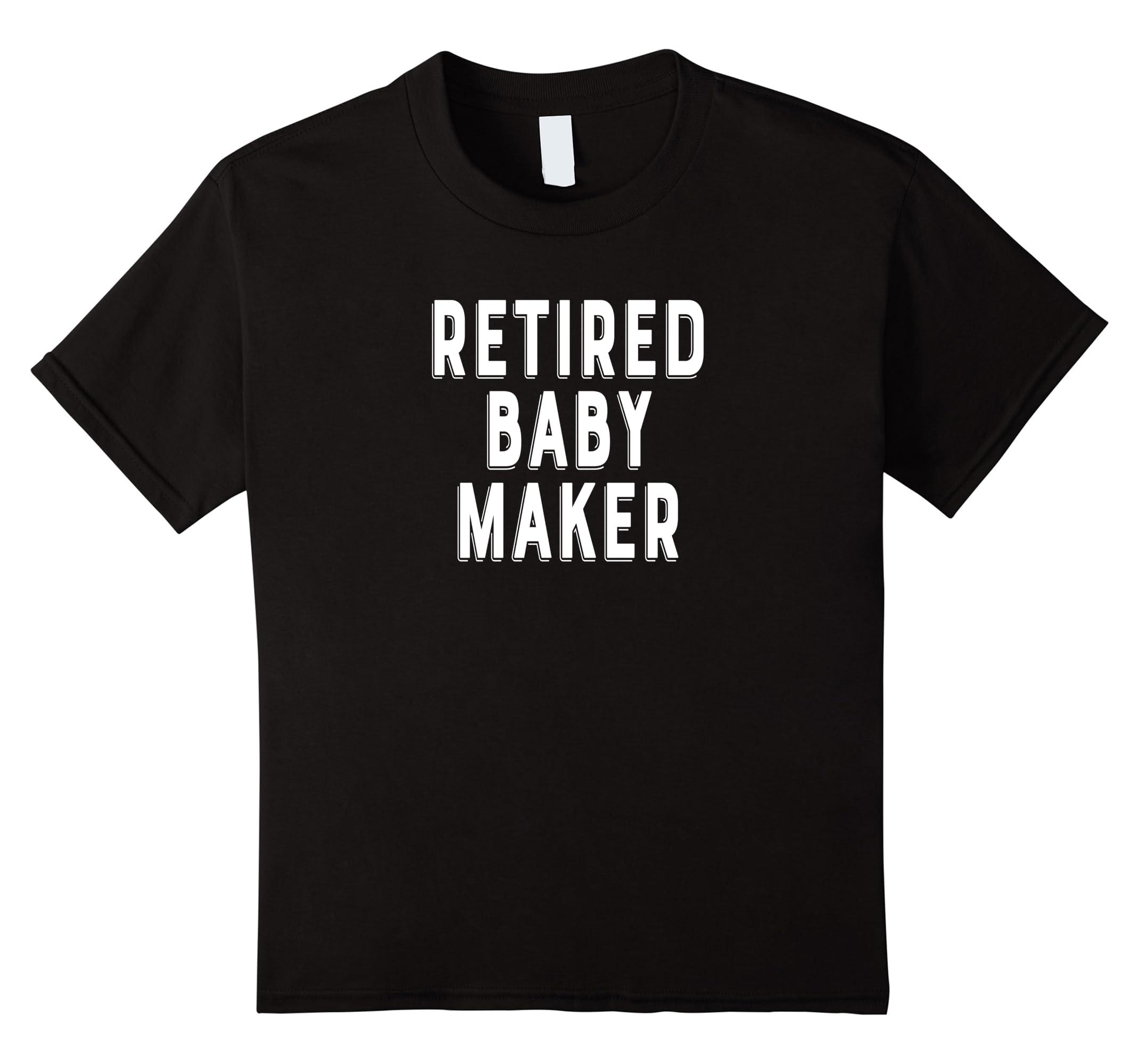 Retired Maker Funny Vasectomy T Shirt-Newstyleth