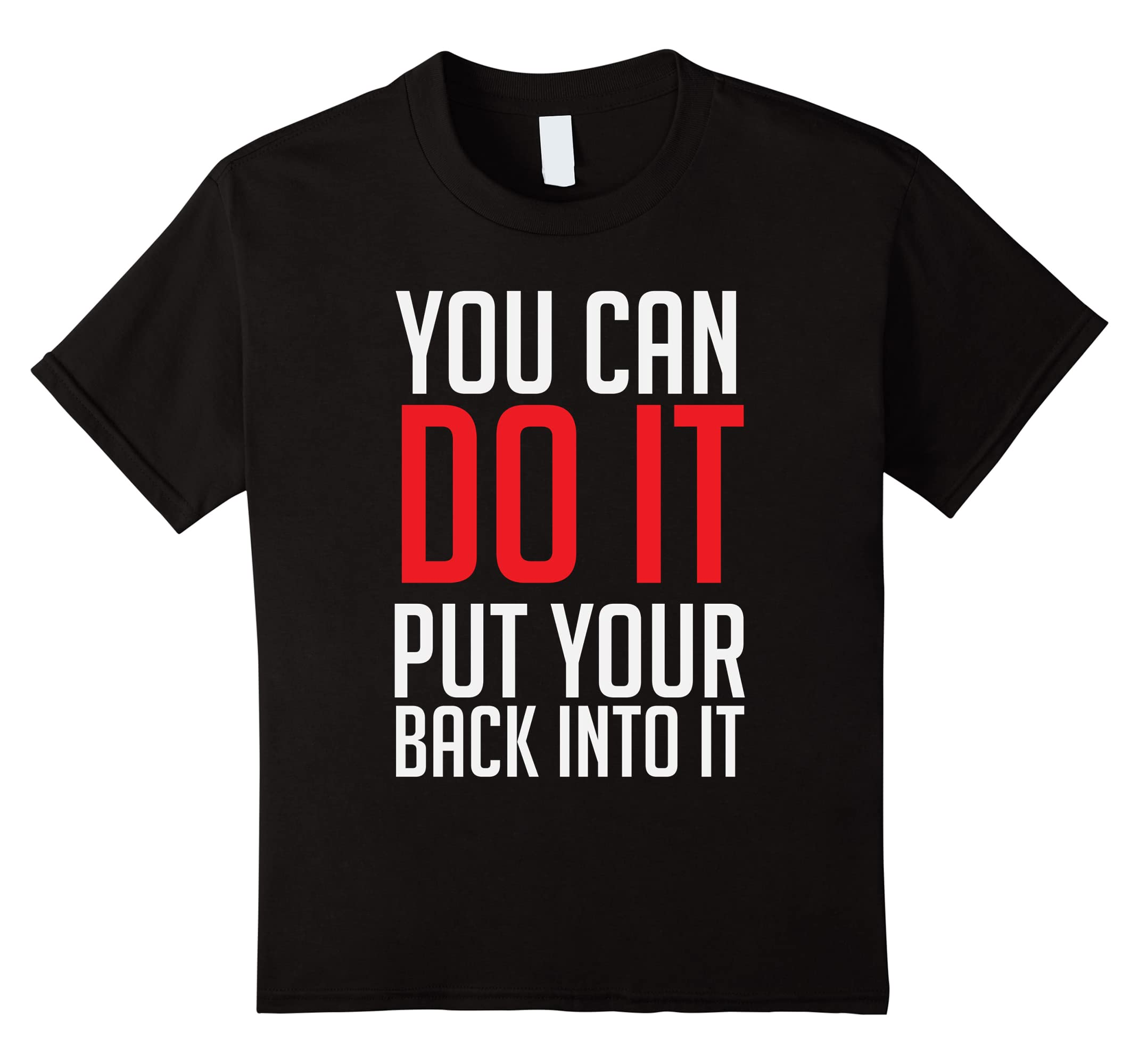 Motivational Gym Tshirt Workout Tee-Veotee