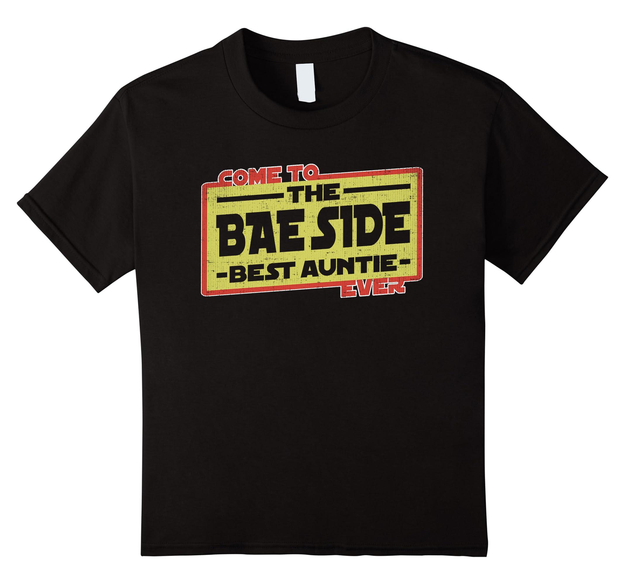 BAE Funny aunt T Shirt Come-Awarplus