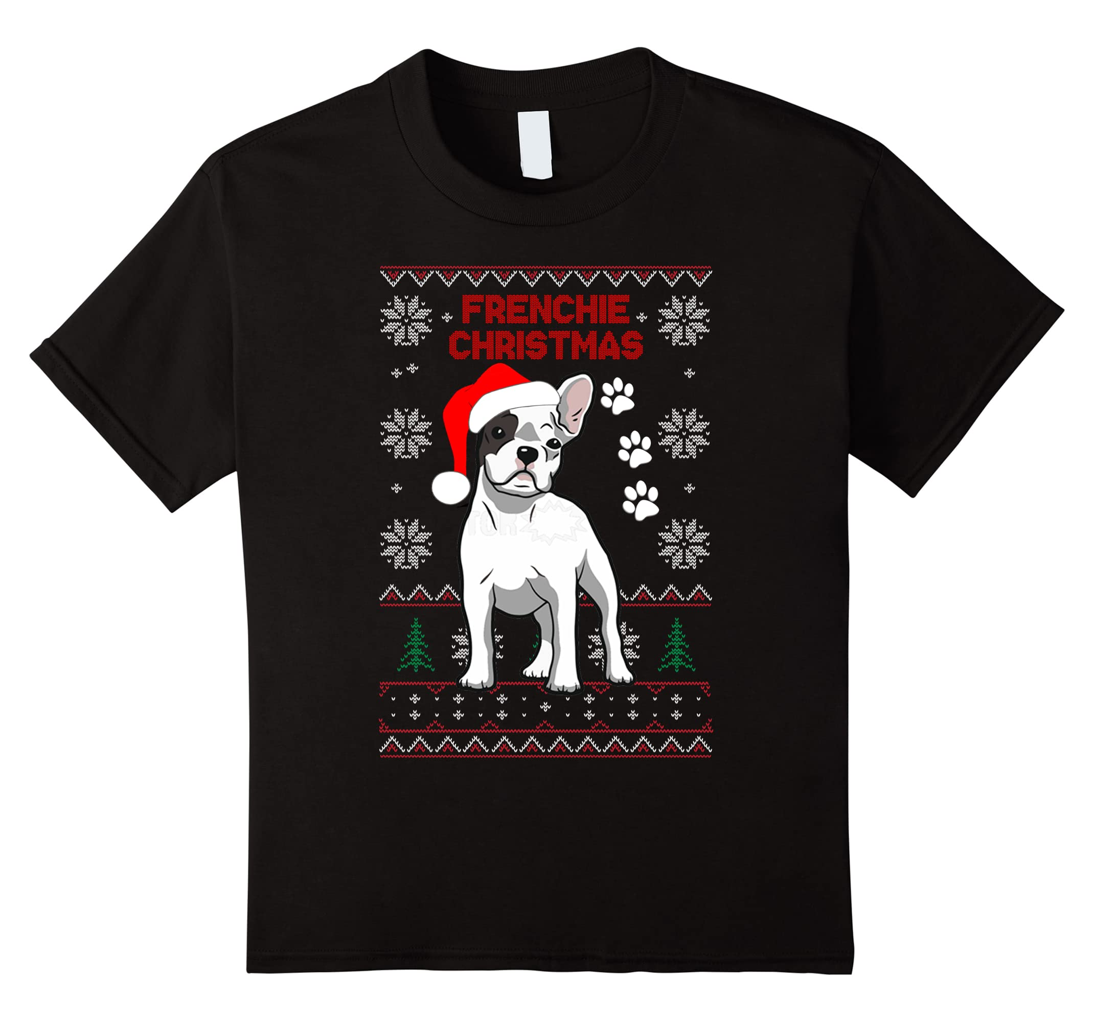 Frenchie Christmas French Bulldog Lovers-Colonhue