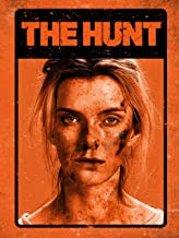 "alt=""In this subversive satire, a group of elites gather for the very first time at a remote Manor House to hunt ordinary Americans for sport. But the elites' master plan is about to be derailed because one of The Hunted, Crystal (Betty Gilpin, GLOW), knows The Hunters' game better than they do. She turns the tables on the killers, picking them off one by one as she makes her way toward the mysterious woman (two-time Oscar® winner Hilary Swank) at the center of it all. CAST AND CREDITS Actors Ike Barinholtz, Betty Gilpin, Emma Roberts, Hilary Swank Producers Jason Blum, Damon Lindelof Director Craig Zobel Writers Nick Cuse, Damon Lindelof"""