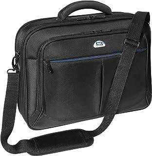 PEDEA Premium - Maletín para ordenador portátil de 15.6'', negro