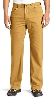prAna Living Men's Bronson 32-Inch Inseam Pant, Rustic Bronze, 33