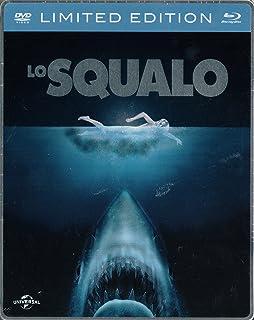 LO SQUALO (Ltd CE Label Steelbook) (Blu-ray+Dvd) (Edizione Italiana)