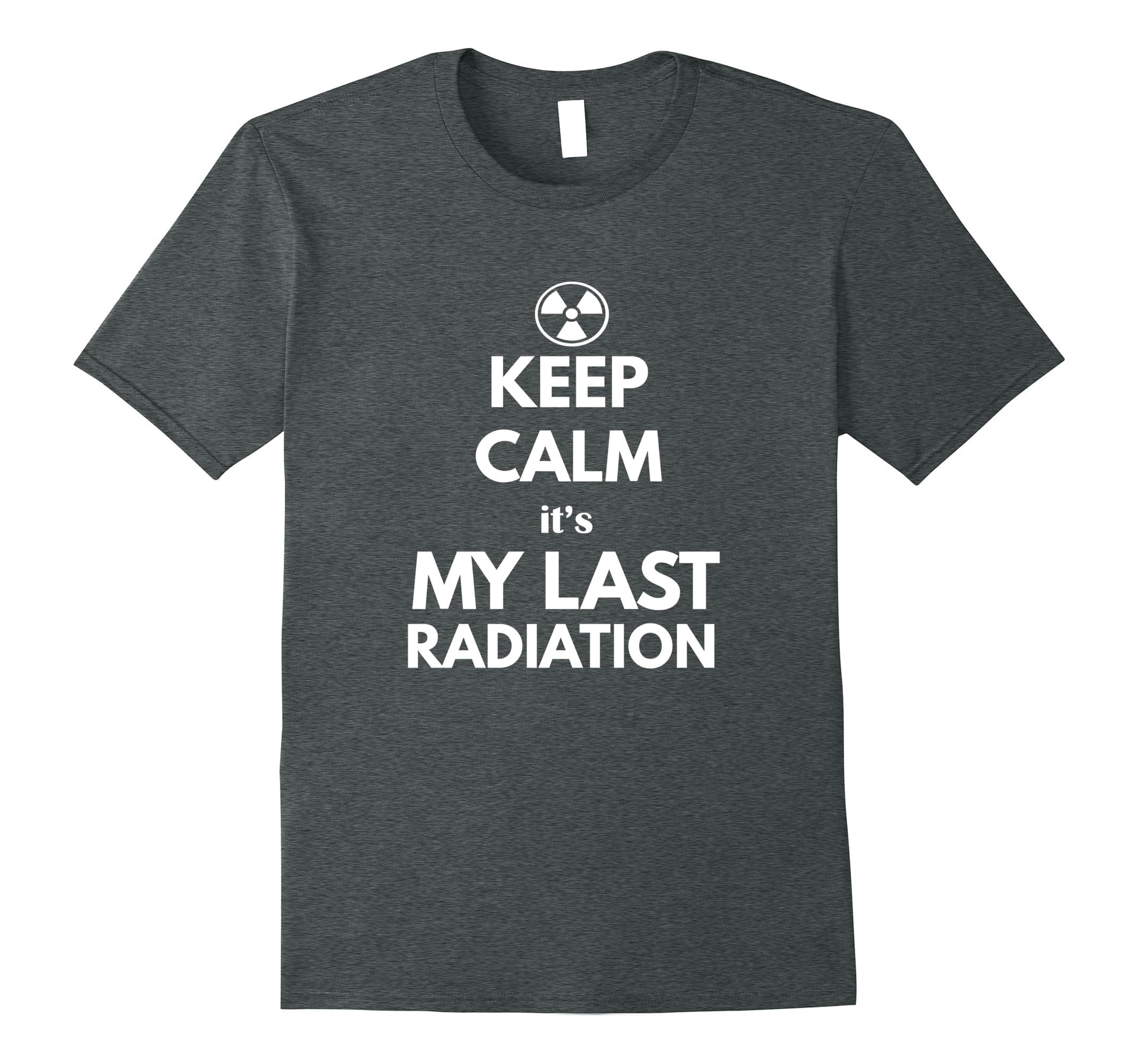 funny keep Radiation Therapy tshirt-Xalozy